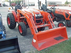 Tractor - Compact Utility For Sale 2021 Kubota L3910 , 39 HP