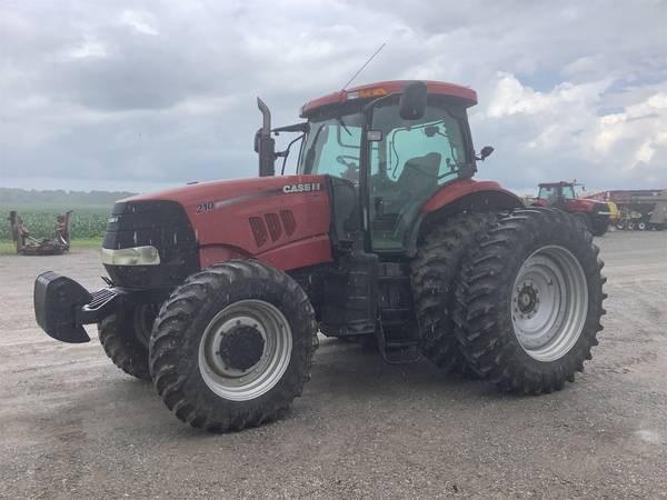 2008 Case IH PUMA 210 Tractor For Sale