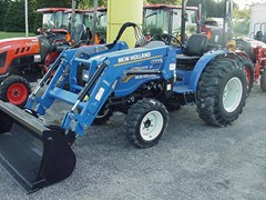 Tractor - Compact Utility For Sale 2021 New Holland WORKMASTER 25 , 25 HP