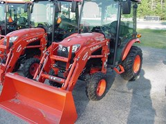 Tractor - Compact Utility For Sale 2021 Kubota LX2610 , 26 HP