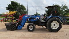 Tractor  2005 New Holland TL80A