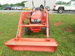 Tractor - Compact Utility For Sale 2015 Kubota L2501 , 19 HP