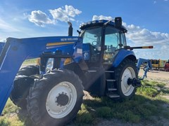 Tractor For Sale 2008 New Holland T8010