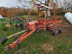 Hay Rake-Rotary For Sale 2000 Kuhn GA4521