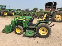 Tractor - Compact Utility For Sale 2003 John Deere 4110 , 20 HP