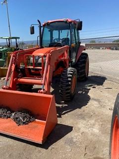 Tractor For Sale 2007 Kubota M6040 , 60 HP