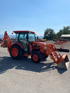 Tractor For Sale 2015 Kubota L6060HSTC , 60 HP