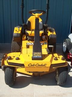 Zero Turn Mower For Sale 2012 Cub Cadet TANK SZ
