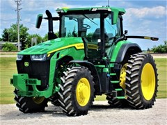 Tractor - Row Crop For Sale 2020 John Deere 8R 230 , 230 HP