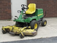Commercial Front Mowers For Sale 2003 John Deere F725