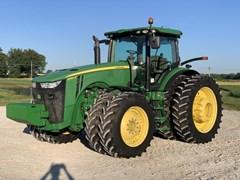 Tractor - Row Crop For Sale 2011 John Deere 8360R , 360 HP