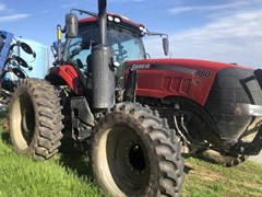 Tractor For Sale 2019 Case IH MAGNUM 180