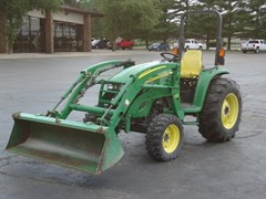 Tractor - Compact Utility For Sale 2007 John Deere 4320 , 48 HP