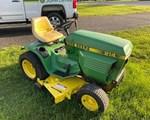 Riding Mower For Sale: 1986 John Deere 214, 14 HP