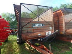 Forage Box For Sale Meyer 4118