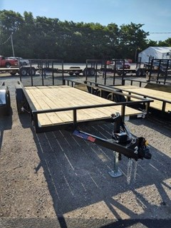 Utility Trailer For Sale 2021 Other LU7K83X20C4