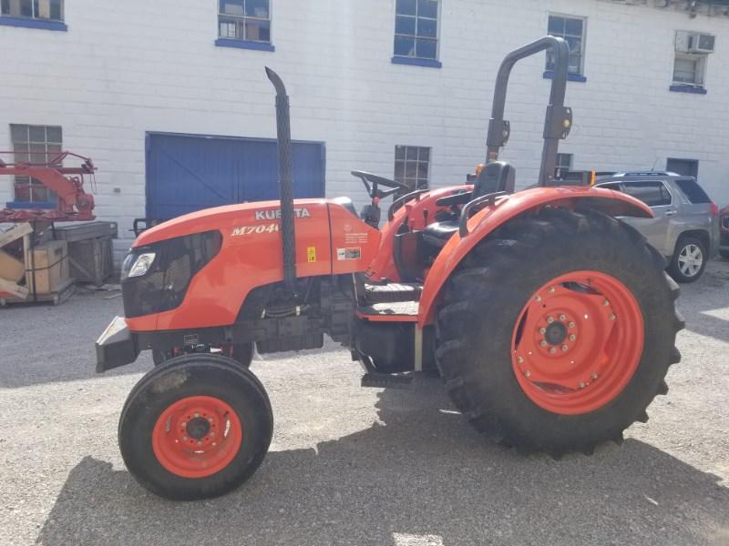 2012 Kubota M7040 Tractor For Sale