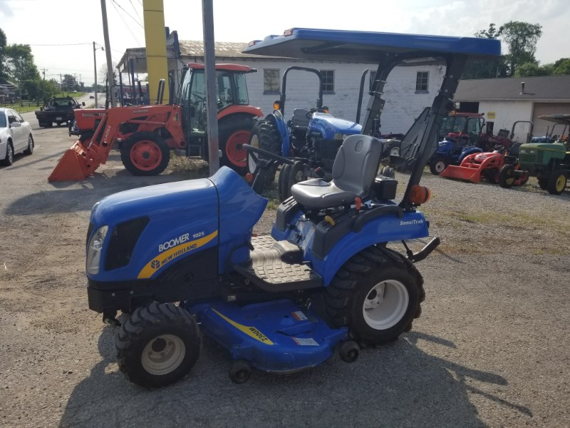 2009 New Holland BOOMER 1025 Tractor For Sale