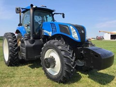 Tractor For Sale 2014 New Holland T8.360 , 312 HP