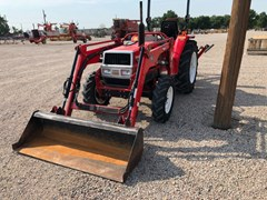 Tractor For Sale Yanmar FX28D , 28 HP