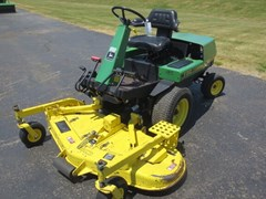 Commercial Front Mowers For Sale 1989 John Deere F910