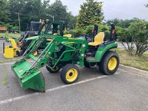 2018 John Deere 2032R Tractor - Compact Utility For Sale
