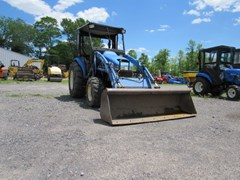 Tractor For Sale:   New Holland TC40D