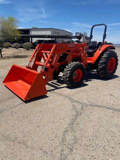 Tractor  Kubota M5660SUHD