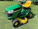 Riding Mower For Sale:  2020 John Deere E120 , 22 HP