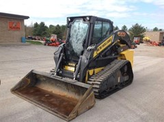 Skid Steer-Track For Sale 2015 New Holland C232 , 74 HP