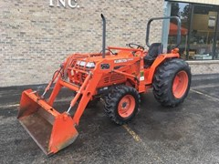 Tractor For Sale 1992 Kubota L2950DT