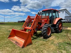 Tractor For Sale 2007 Kubota M108DTC , 108 HP