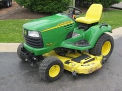 Riding Mower For Sale 2004 John Deere X475 , 23 HP