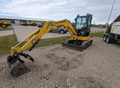 Excavator Mini For Sale 2021 Komatsu PC35MR-5
