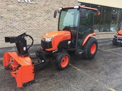 Tractor For Sale 2017 Kubota B2650HSDC