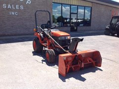 Tractor For Sale 2000 Kubota BX2200D , 22 HP
