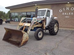 Tractor For Sale 1976 Ford 4600 , 63 HP