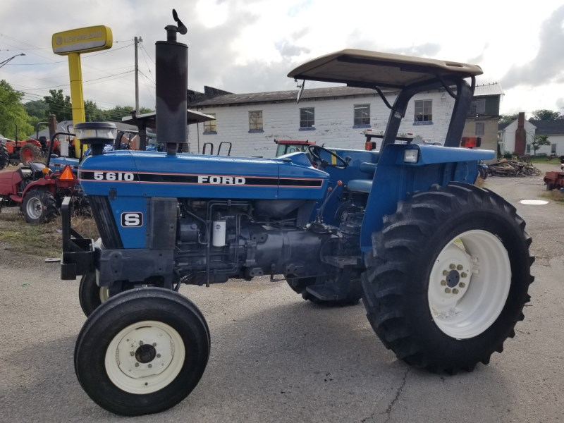 1995 Ford 5610S Tractor For Sale