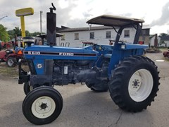 Tractor For Sale 1995 Ford 5610S , 66 HP