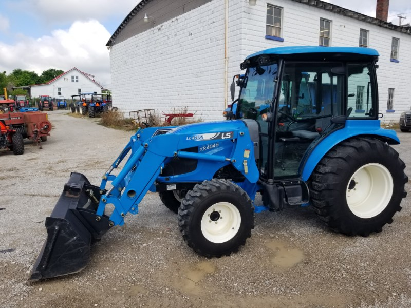 2014 LS XR4046 C4L Tractor For Sale