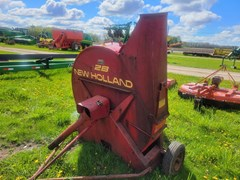 Forage Boxes and Blowers For Sale New Holland 28