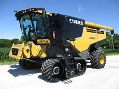 Combine For Sale 2014 CLAAS 750TT