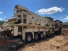 Screening Plant For Sale 1996 Other 6203-32FS