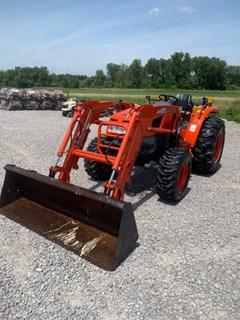 Tractor For Sale 2009 Kioti DK45 SE , 45 HP
