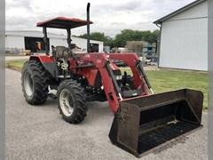 Tractor For Sale 2009 Case IH FARMALL 85U , 85 HP