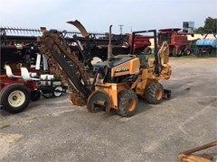 Trencher-Rubber Tires For Sale 2007 Astec RT360 , 30 HP