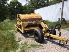 Scraper-Pull Type For Sale 2015 Garfield 850H