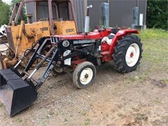 Tractor For Sale 1978 International 384 , 40 HP
