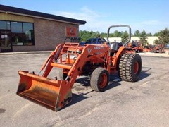 Tractor For Sale 1997 Kubota L3600GST , 38 HP