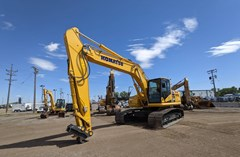 Excavator For Sale 2021 Komatsu PC240LC-11